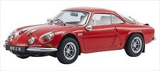 Kyosho Original 1/18 Renault Alpine A110 1600S Red Diecast Model 8484R