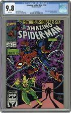 Amazing Spider-Man #334 CGC 9.8 1990 2117893005
