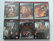 HD DVD Bundle 6 Discs All Sealed Action Drama Comedy Music Thriller