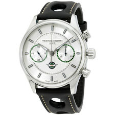Frederique Constant Vintage Rally Swiss Automatic Silver Men's Watch FC397HS5B6