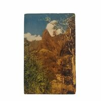 Vintage Postcard Scenic View Mountain (Unposted)
