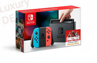 Nintendo Switch Neon Red - Neon Blue