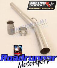 Milltek Renault Clio 182 Exhaust Non Res Centre Pipe Louder (03-06) MSRN106REP