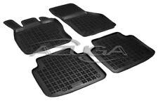 3D Gummi-Fußmatten für Skoda Superb III ab 6/2015 Hohe Gummimatten Automatten