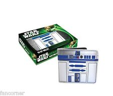 Star wars Portefeuille Officiel D2R2 sous boite Neuf R2D2 official boxed wallet