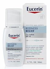 Redness Relief, Daily Perfecting Lotion SPF 15, Fragrance Free, 1.7 fl oz