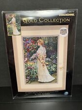Dimensions Gold Collection Counted Cross Stitch Kit #35119 In Her Garden NEW