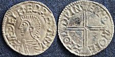 More details for aethelred 11 hammered silver penny s1151 goldwine on rochester #922