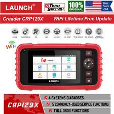 Automotive Scan Tool OBD2 Code Reader LAUNCH CRP129 X Diagnostic Scanner CRP129E