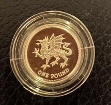 More details for 2000 gb silver proof £1 .