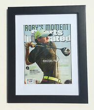 PSA/DNA 2014 British Open Champion RORY MCILROY Signed Sports Illustrated Mag 2