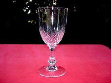 SAINT LOUIS MASSENET WINE GLASS WEINGLÄSER VERRE A VIN 14 14,5 CM CRISTAL TAILLÉ