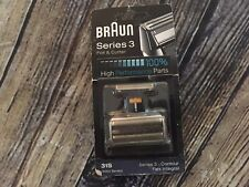 Open Box BRAUN SERIES 3 or 5000 FOIL AND BLADE CUTTER  31s