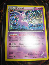 POKEMON NEUF PROMO MENTALI 7/12 2013 MACDO HAPPY MEAL MINT HOLO FRENCH NEUVE