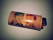 Cheech and Chong BIC Lighter Case Holder Sleeve Cover Tommy Chong Cheech Marin