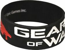 Gears of War 3 - Title Thick Rubber Bracelet NECA