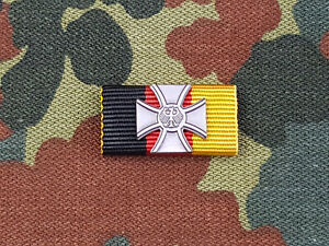 Bundeswehr Veteranenabzeichen Bandspange Bandschnalle Ordensspange Deutschland