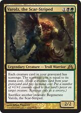 *MRM* FR FOIL Varolz, l'escarrifié / the Scar-Striped MTG Dragons maze