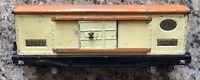 LIONEL 814 BOXCAR PREWAR