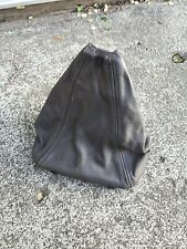 Genuine leather 96-04 Gray five-speed manual shift Boot AUDI A4 A6 Quattro