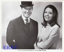 Diana Rigg Avengers R71 VINTAGE Photo