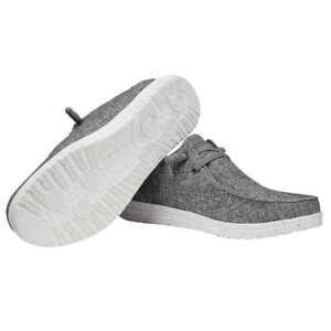 Skechers Streetwear Men's Melson Relaxed Fit Memory Foam Shoes Grey or Navy New
