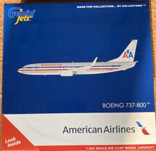 Gemini Jets 1:400 American Airlines Retro Boeing 737-800 GJAAAL1802
