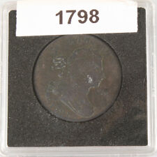 1798 LARGE CENT 1ST HAIR STYLE