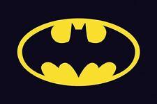 "Large High Quality Batman Flag Banner 3'X5' - Indoor/Outdoor - 36""X60"" Bat man"