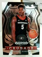 Anthony Edwards, 2020-21 Panini Prizm Draft Picks #81 TOP Rookie!!