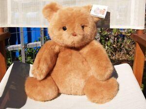 "RARE VINTAGE GUND - SMUSH TEDDY BEAR - 16"" - #2048 - 1985 - VERY NICE- ALL TAGS"