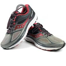 abf328518588 New ListingSaucony Womens Guide 10 Silver Berry Running Shoes Size 7.5  (105681)