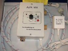 chauffage - BALLAST alfa-mix 001 Réduit la consommation d'énergie Machine à