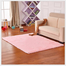 Soft Much Colors Home Area Rug Coral Fleece Tatami Carpet Mat 80*120/100*160cm