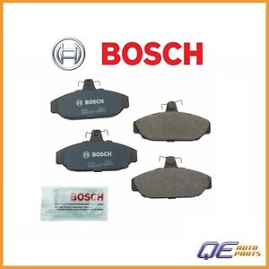 Front Volvo 740 745 760 780 940 Brake Pad Set Bosch QuietCast BP255 / 31261182