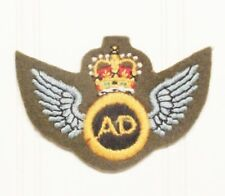 British RCT Air Dispatch Wings