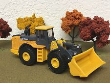 JOHN DEERE, ERTL, front end loader, Farm Toy, Tractor