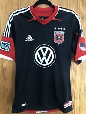 Adidas DC UNITED Home Shirt Player Version 2012/13 Size Medium