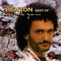 Franz Benton Here's to you-Best of [CD]