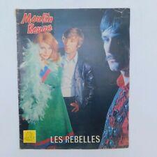 """Moulin Rouge"" n°132 de 1968 ♦ John Karlsen ♦ Jean Valmont ♦ Bill Vanders"