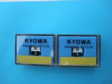 A Pair of KYOWA  Diamond Styli for the Stanton 500 Cartridge