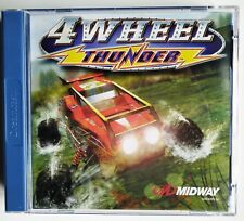Dreamcast 4 Wheel Thunder - great condition