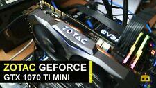 NVIDIA GeForce Zotac GTX1070 Ti Mini 8Gb DDR5 GPU, Brand New, read description