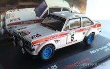 FORD ESCORT RS Nicolás Rally Portugal 1978  1/43 iXO Altaya Diecast
