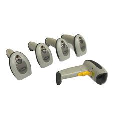 Lot (4) Symbol Ls4208-Sr20001Zzr (1) Ls4208-Sr20001Zz Wired Usb Barcode Scanner