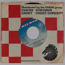 LITTLE MILTON: Let's Get Togther / I'll Always LoveUSA Checker Soul PROMO 45 NM-