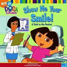 Show Me Your Smile! (Dora the Explorer)