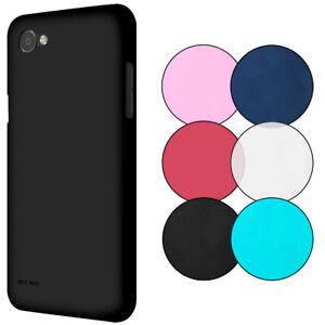 Soft Slim Case for LG Q6 Ultraslim Light Silicone Back Cover Shell Bumper Rubber