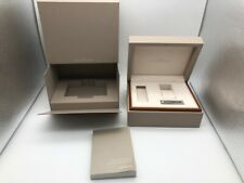 GENUINE Jaeger-LeCoulte watch box case with booklet 0817002