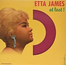 Etta James - At Last [New Vinyl] Colored Vinyl, UK - Import